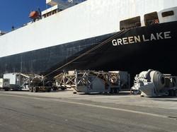 Ocean Freight Ship