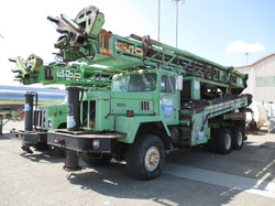 GreenMOBILE DRILL-TRUCK #4 (CLEANED)
