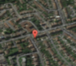 Vibrocise Studios Location Map near Downend, Staple Hill and Fishponds
