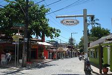 Rua Mucugê - Arraial da Ajuda