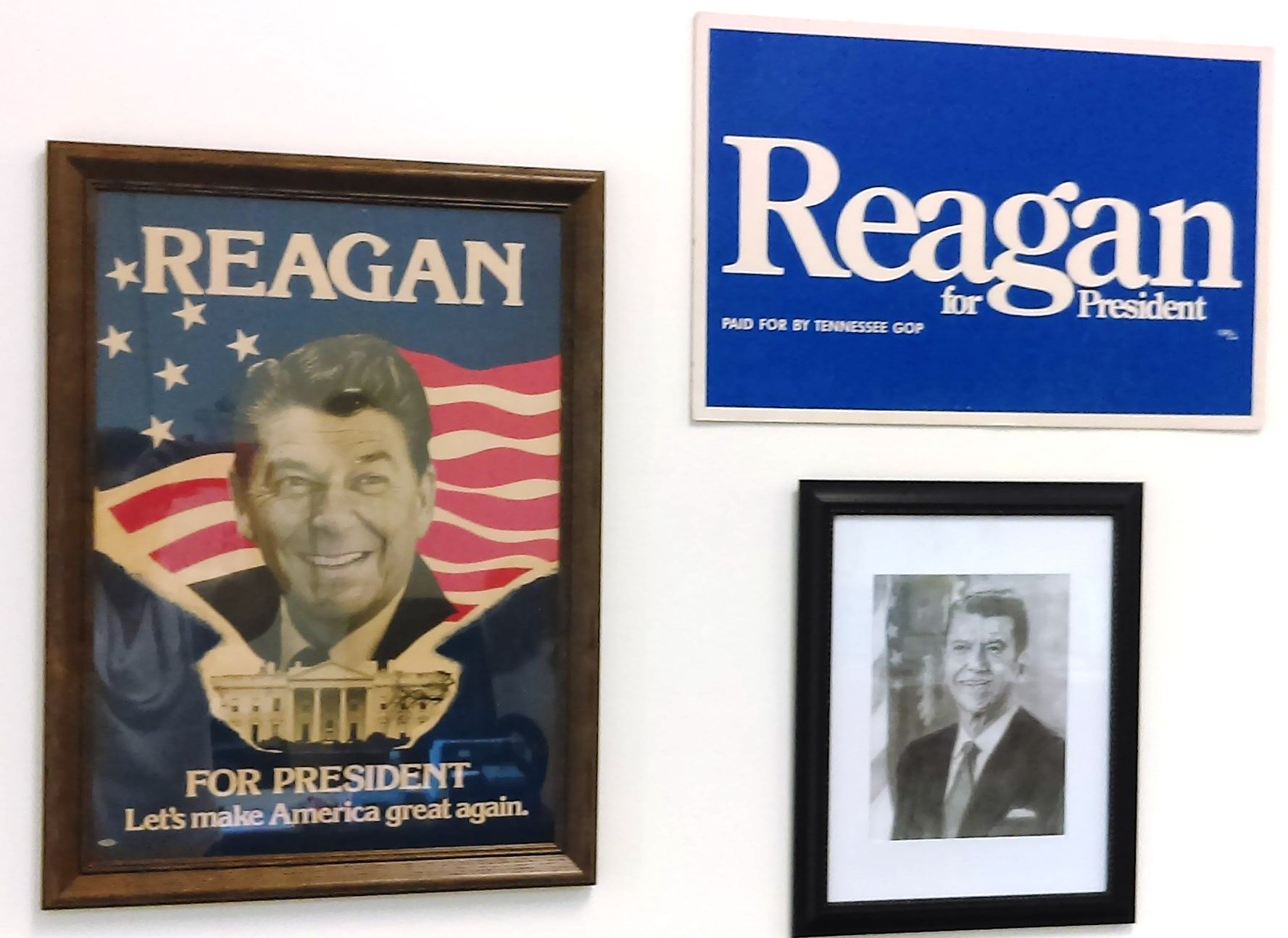 Reagan Wall