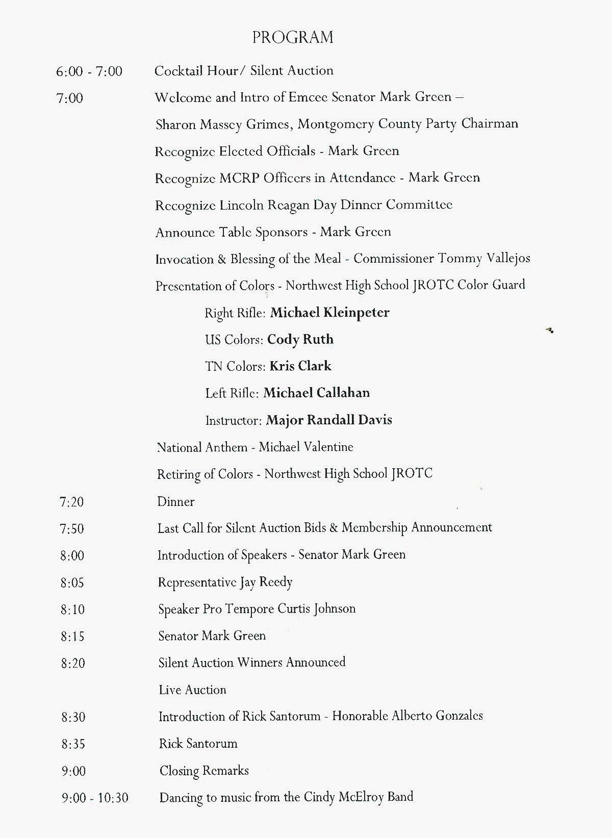 Program page1