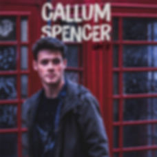 Callum Spencer Say It album cover. Say it Original callum spencer song