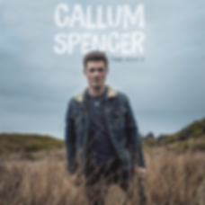 Callum Spencer Think About It Album Cover Single cover