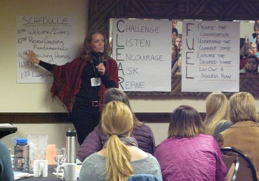 Crafting Better Leaders Through Better Conversations: RIHEL Introduction to Coaching Workshop