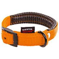 collier nylon confort orange.jpg