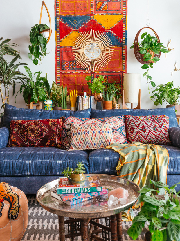 The History Of Bohemian Style Decor