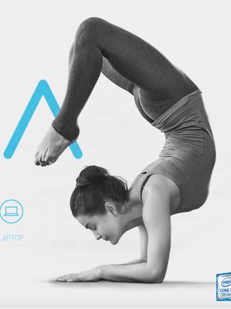 Web Design - Lenovo Yoga