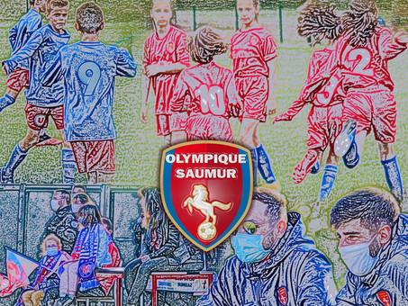 Journée club: Le retour de tous les football aux rives du Thouet!