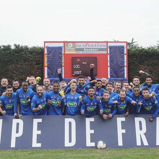 L'Olympique en 16ème de CDF, c'est F.A.B.U.L.E.U.X !!!!