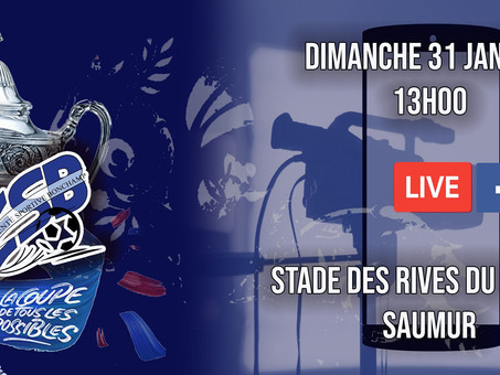 La Coupe de France en direct vidéo!