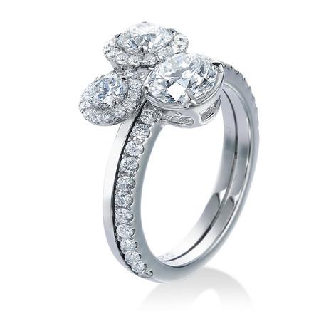 Dカラーダイヤモンドリング