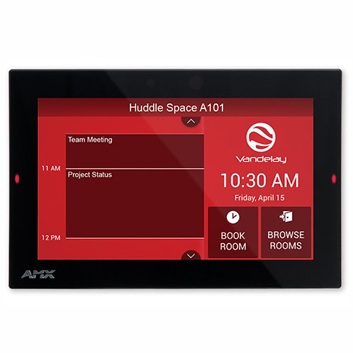 "MD-702 Acendo Book AMX Acendo Book 7"" Scheduling Touch Panel"