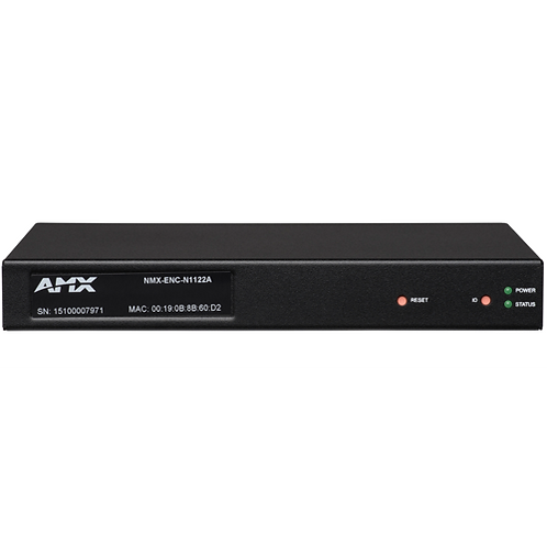 NMX-ENC-N1122A Encoder Minimal Proprietary Compression Video Over IP Encoder