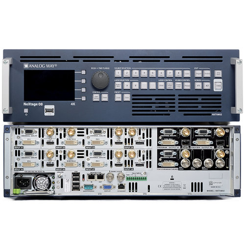 NeXtage 08 - 4K (LiveCore)