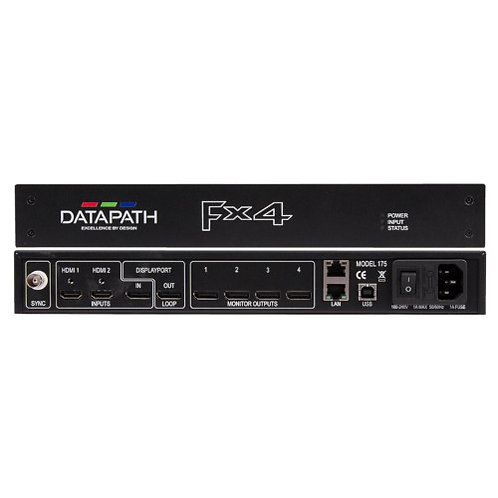 Datapath Fx4 Display Controller