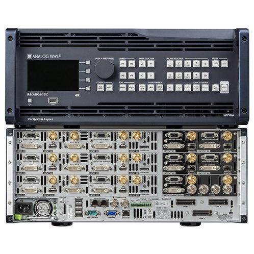 Ascender 32 - 4K - PL (LiveCore)