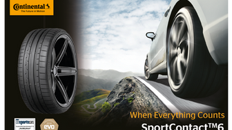 【Product Info】Continental SportContact 6