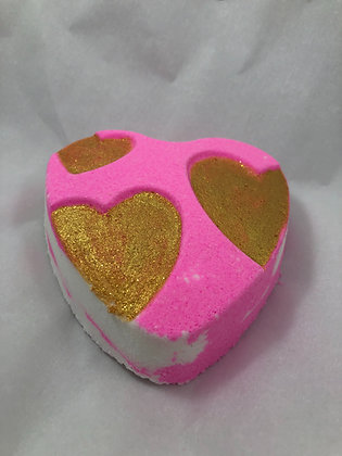 Be Still My Heart Bath Bomb