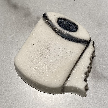 TP Roll Bath Bomb