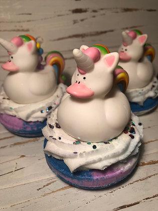 Unicorn Ducky Bath Bomb
