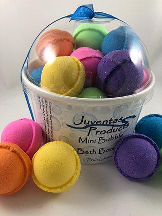 Mini Bubble Bath Bombs- Fruit Loops