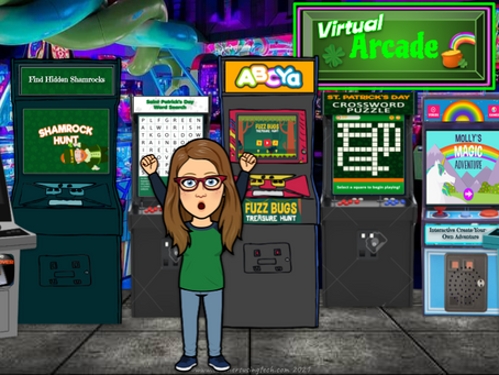 🍀St. Patrick's Day Virtual Arcade