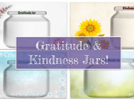 Gratitude and Kindness Jars💕