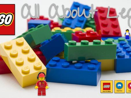 Having Fun with Lego!🧱