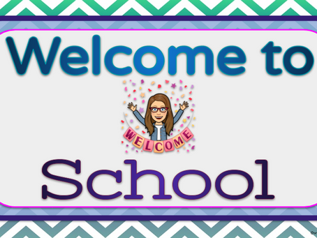 Welcome Your Students to School with these Customizable Slides