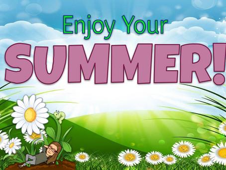 Summer Fun!🌞
