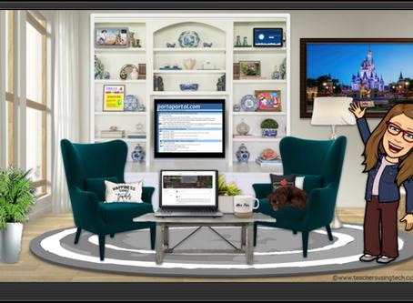Interactive Virtual Rooms