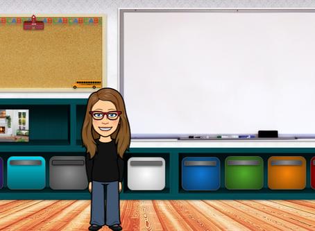 An Organized Virtual Classroom to Help Start the Year!