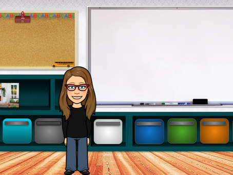 An Organized Virtual Classroom to Help Start the Year!