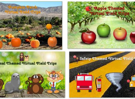 Virtual 🚍Field Trips for Fall