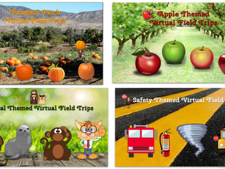 Virtual 🚍Field Trips for Fall