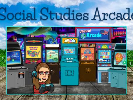 Social Studies 🌎🎮 Virtual Arcade