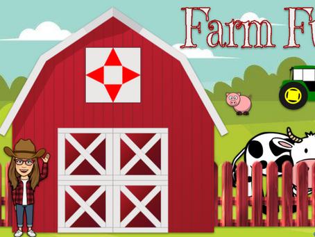 Farm Fun! 👨🌾🐷🐓🐮