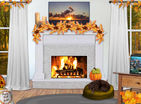 NEW 🍁Fall Edition🍂 of the Virtual Calming Room