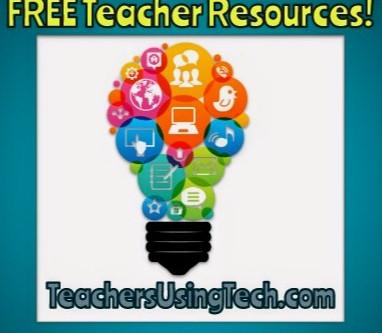 Free Teacher Resources! 💡