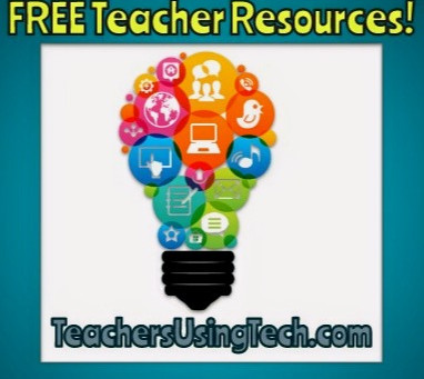 Free Teacher Resources! 💡