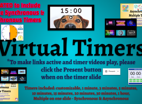 Virtual Timers⏲