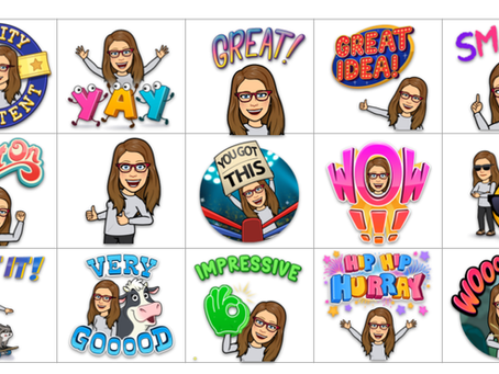 Create Your Own Custom Bitmoji Stickers