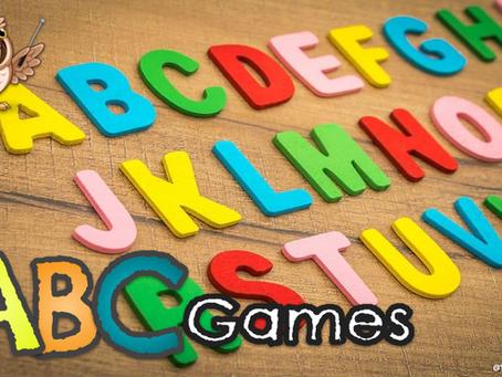 ABC Games 🔤⭐Choice Board!