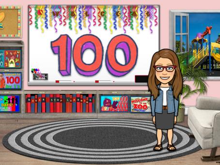 100 Days Celebration Classroom💯