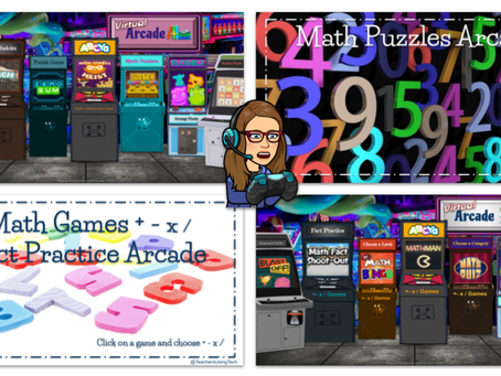 Math Puzzles and Games 🎮➕➖✖➗Virtual Arcades