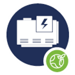 Green contract icon.png