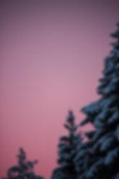 Pink skye