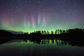 Aurora, Dalarna, Swede