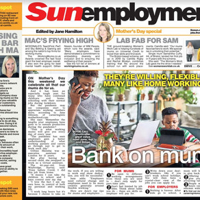 In The Press: Bank on mums, The Sun